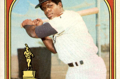 1972 Topps Earl Williams Didn't Come Easy
