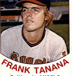 1981 Coca-Cola Frank Tanana Says 'Waka! Waka!'