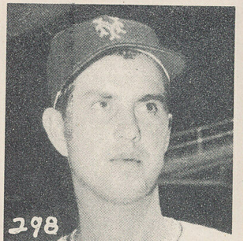 1955 All-American Sports Club Hoyt Wilhelm Fit the Bill