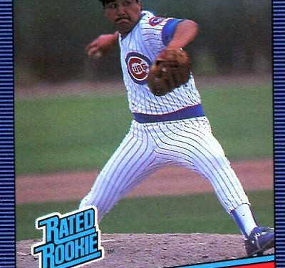 1986 Donruss Johnny Abrego Still Rates a Look