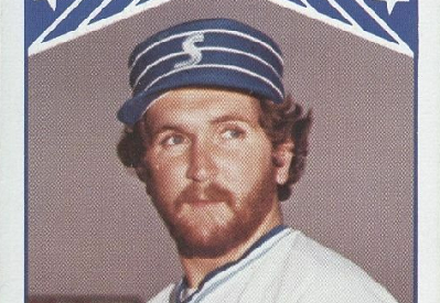 1983 TCMA Caught Matt Williams Trying to Be Bruce Sutter
