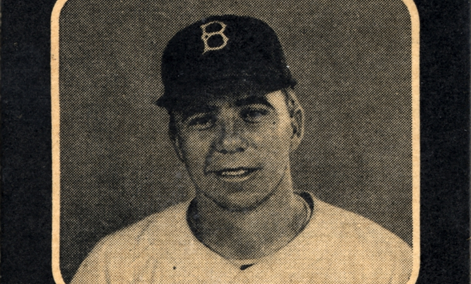 1950 Drake's TV Cards Pee Wee Reese Set the Standard