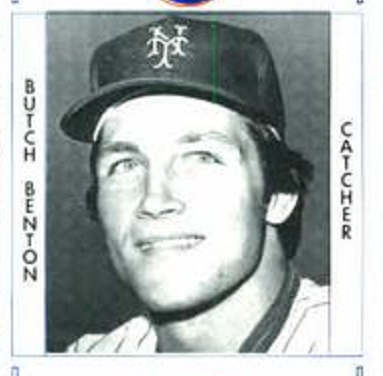1991 Wiz Mets Butch Benton a Testament to the Anti-Sabes
