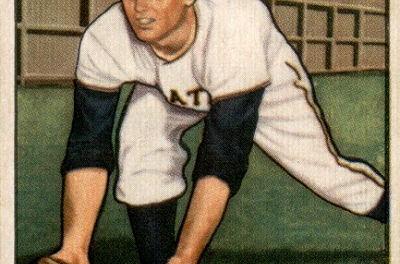 1950 Bowman Dale Coogan Was No Bluff