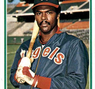 1978 Topps Ike Hampton a Snapshot of Tenacity
