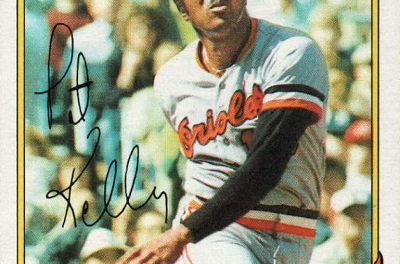 1980 Topps Pat Kelly Gave You Some Options