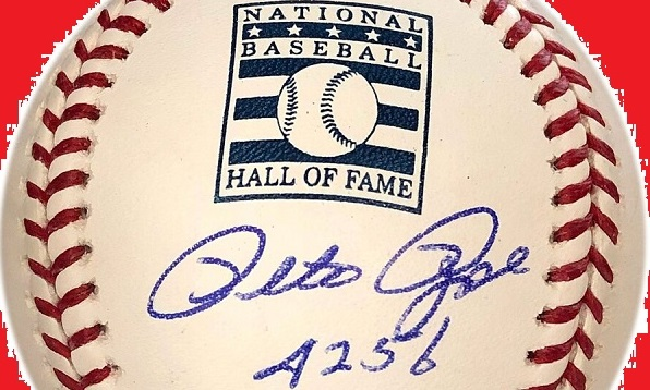 Where to Buy a Pete Rose Signed Baseball