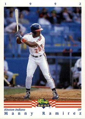 1992 Classic Best Manny  Ramirez
