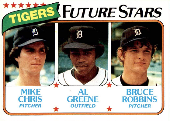 Bruce Robbins Ran the Rookie Card Tables