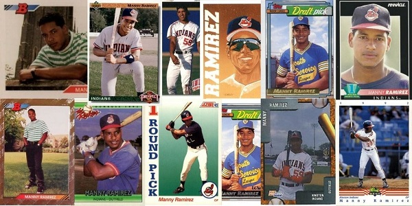 18 Ways to Love a Manny Ramirez Rookie Card