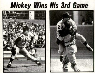 1969 Kelly's Potato Chips Mickey Lolich Marked an Upturn