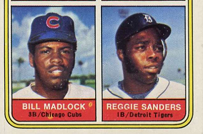 Reggie Sanders Rookie Cards … Much, MUCH Older Than You Suspected