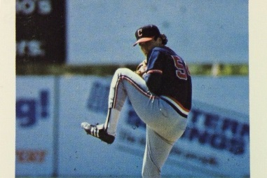 1984 Wheaties Indians Tom Waddell Always Comes Back Around