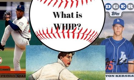 What Is WHIP in Baseball?
