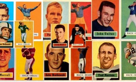 1957 Topps Football Cards – 10 Most Valuable