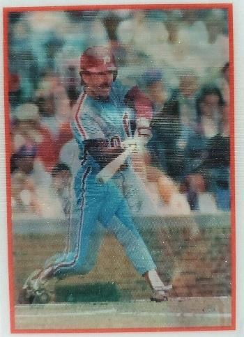 1987 Sportflics Mike Schmidt (#30)