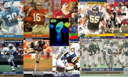 1990 Pro Set Football Cards – 10 Most Popular