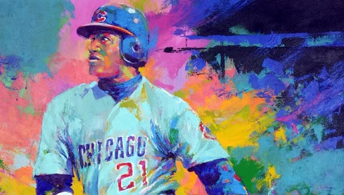 Chicago Cubs Art