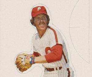 1974 Johnny Pro Mike Schmidt Was the Only Game in Town