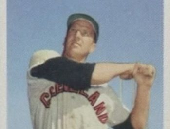 1955 Golden Stamps Cleveland Indians Ralph Kiner a Final Day in the Sun