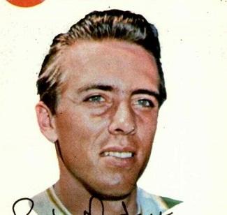 1968 Topps Game Rick Monday Hinted at His Future