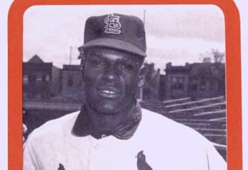 1975 Great Plains Greats Bob Gibson Was Just … Great