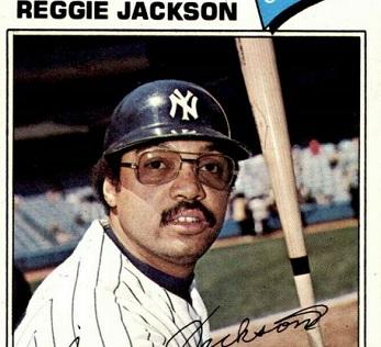 1977 Burger King Reggie Jackson: Made-to-Order Cardboard History