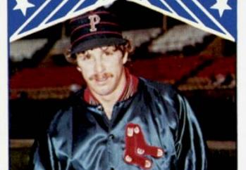 1983 TCMA Mark Fidrych a Final Shot of Sunshine
