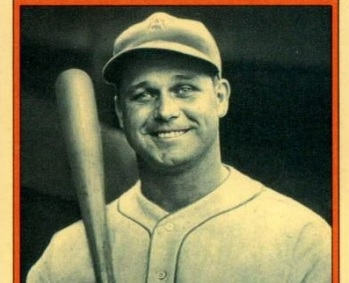 1985 Topps Circle K All-Time Home Run Kings Jimmie Foxx Shows Our Age