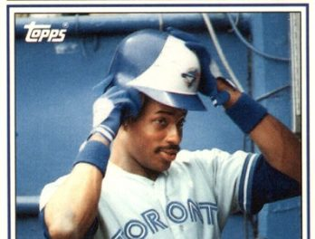 1990 Kmart Fred McGriff a Final Glimpse of How Things Were