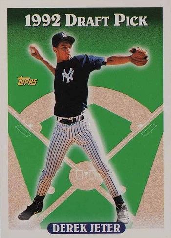 1993 Topps Derek  Jeter