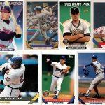 1993 Topps Baseball Cards – 10 Most Popular