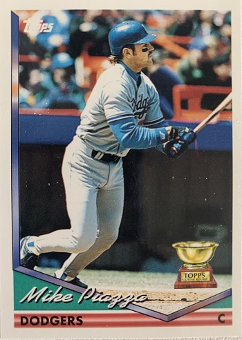 1994 Topps Mike  Piazza