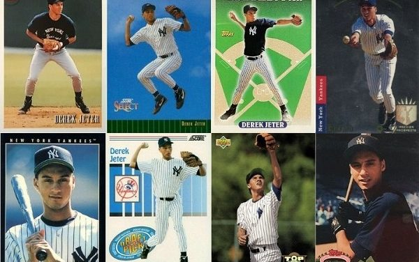 The 8 Most Important Derek Jeter Rookie Cards