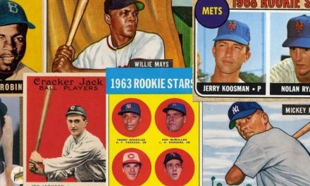 The 100 Most Expensive Baseball Cards Sold on eBay in the Last 30 Days