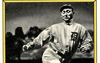 1976 Topps Ty Cobb Was a Shocking Discovery