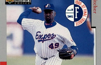 1998 Collector's Choice Lee Smith Unravels a Great Baseball Mystery