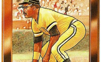 1989 Cooperstown Collection Willie Stargell Brought It All Back