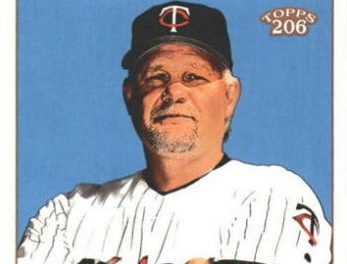 2002 Topps 206 Ron Gardenhire and Overlap