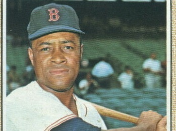 1968 Topps Elston Howard a Jarring Finale