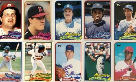 1989 Topps Traded Baseball Cards – 10 Most Valuable