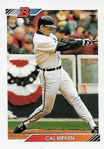 1992 Bowman Cal Ripken Jr.