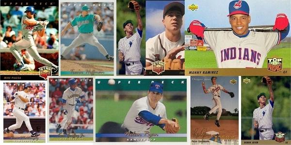 1993 Upper Deck Baseball Cards – 10 Most Valuable