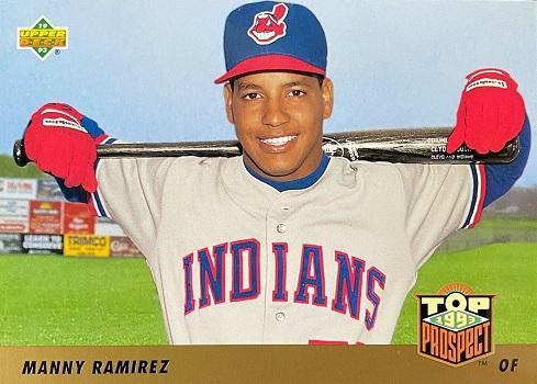 1993 Upper Deck Manny Ramirez