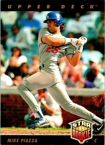 1993 Upper Deck Mike Piazza