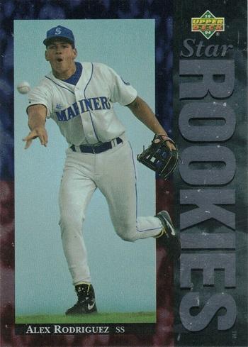 1994 Upper Deck Alex Rodriguez