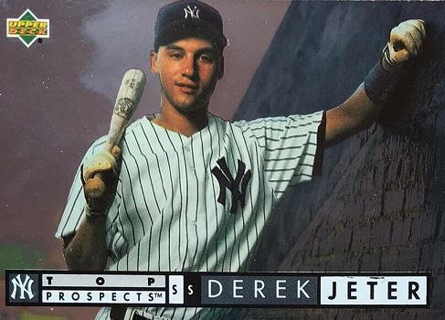 1994 Upper Deck Derek Jeter