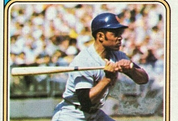 1974 Topps Willie Mays Helped Reset the Parting Shot