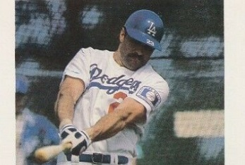 1988 Los Angeles Dodgers Police Kirk Gibson Made a Statement