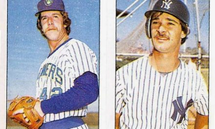 1984 Topps Stickers Don Mattingly Didn't Know the Difference